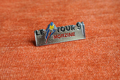 02194 Pin's Pins Velo Cyclisme Tdf Tour De France 91 Magazine Presse
