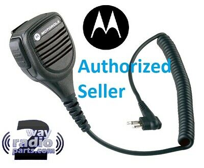 Real Motorola CP200d CP200 CT150 PR400 EP450 Remote Speaker Mic PMMN4013A NEW