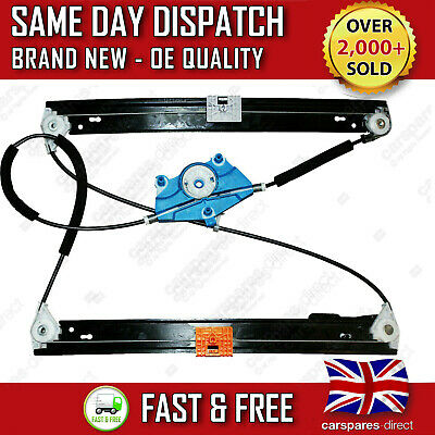 Audi A4 S4 B6/b7 8E Front Left Side Complete Electric Window Regulator 2000>2008