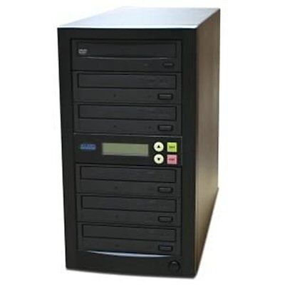 1 to 5 Pioneer 24x ACARD CD DVD Duplicator Copier with SATA drives