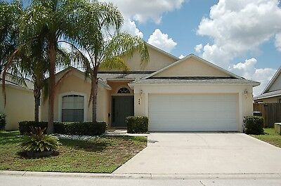 448 4 Bedroom rental home with private pool near Disney area Orlando Florida