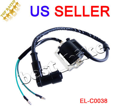 NEW HONDA EXPRESS NA 50 NC 50 SCOOTER MOPED IGNITION COIL ASSEMBLY