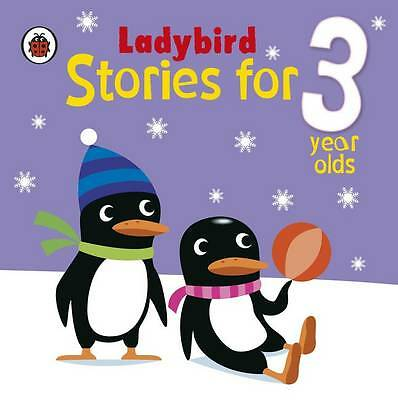 Ladybird Stories for 3 Year Olds by Penguin Books Ltd (Hardback, 2013)