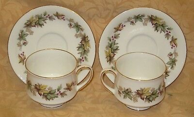 UNUSED Royal Standard Lyndale Tea Cup & Saucer - more available