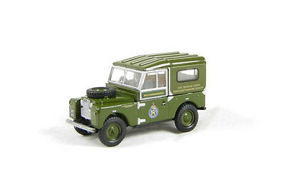 OXFORD  76LAN188001 Land Rover Series  civil difence  1/76 OO/HO