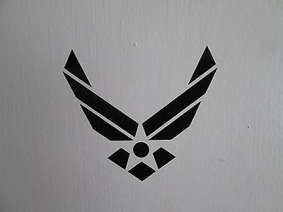Air Force Military Marine Army decal sticker many sizes and colors