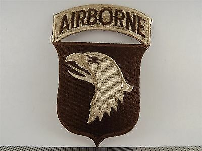 AIRBORNE United States Army Iron on Patch Brand New