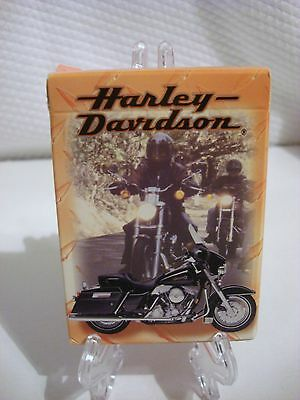1999 Harley Davidson Playing Cards Officially Licensed Product