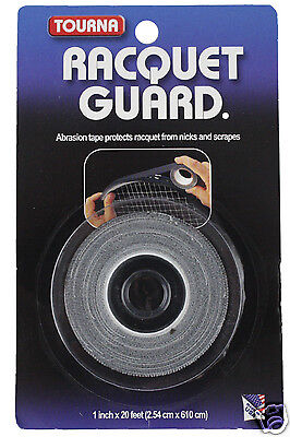 Tourna Racket Guard Tape - for 12 racquets - Protection Tape