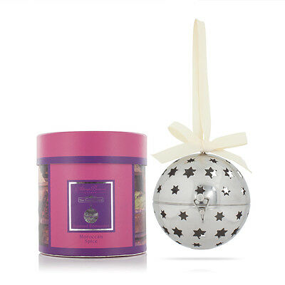 Ashleigh & Burwood The Scented Home Scented Metal Pomander Gift Aromas