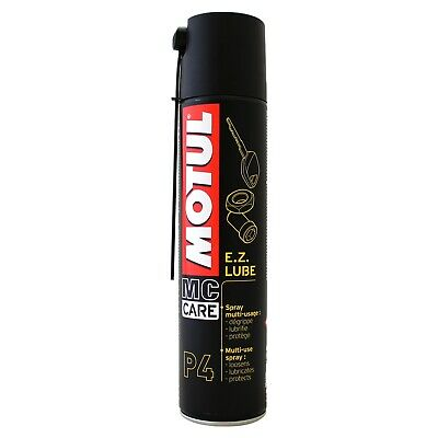 Motul P4 EZ LUBE Multi Protection Lubricant 400ml aerosol