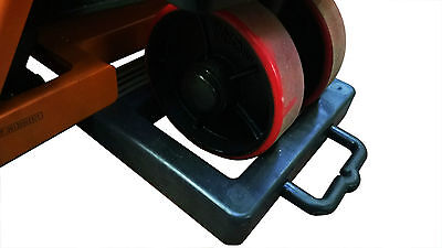 Pallet Truck Stop Chock Holder Pump Truck Chock Warehouse Lorry
