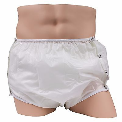 Adult Plastic Protective Pants Snap On