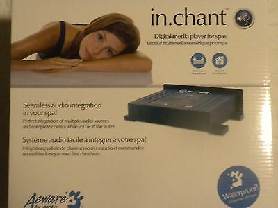 Gecko Digital Media Player for HOT TUBS 0704-100001 in.chant Aeware 3 BRAND NEW!