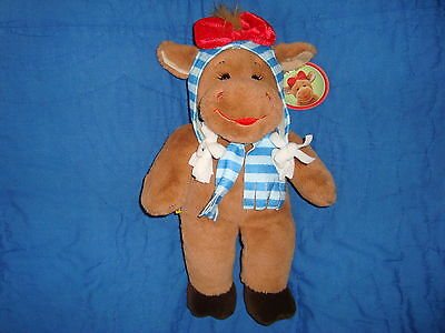 "Build a Bear Holly collectifriend Animal 11th in a series 14"" tall"