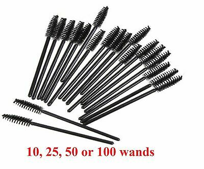 Disposable Mascara Wands Brushes Lash Extensions Make Up Beauty Eye Brow Art