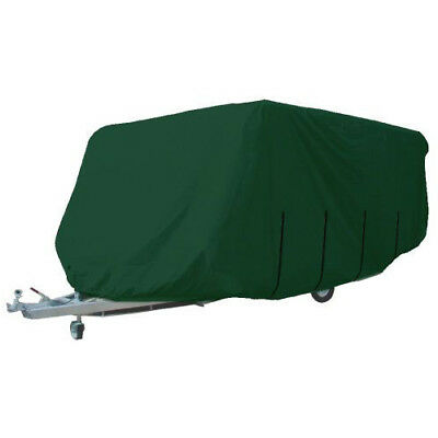 PREMIUM CARAVAN COVER 23 - 25 ft - 4 Layer BREATHABLE SFSS Fabric - HEAVY DUTY