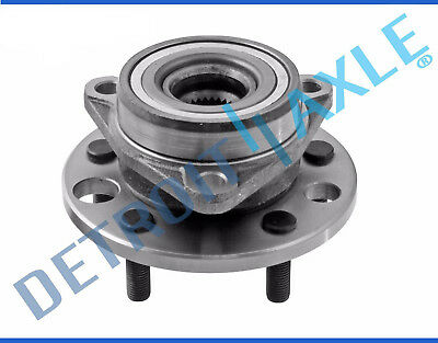 Detroit Axle Complete Wheel Hub Bearing Assembly (Fits Front Left or Right Side)