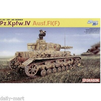 Dragon 1/35 6315 Pz.Kpfw.IV Ausf.F1(F) Model Kit