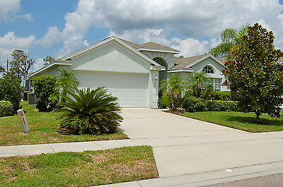 15349 3 Bed vacation home with pool spa conservation view Orlando Florida Disney