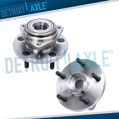 Both (2) NEW Left & Right Wheel Hub & Bearing Assembly for Jeep Grand Cherokee