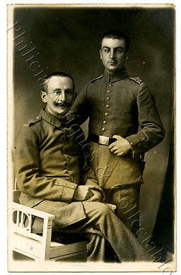 Ww1 Rp Npu Postcard Two Persian/russian Soldiers H64