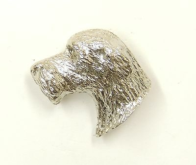Irish Wolfhound Lapel Pin/Brooch