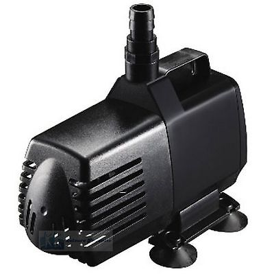 6000L/H In-Line Submersible Aquarium Fountain Pond Water Pump