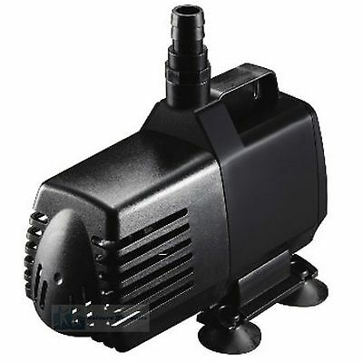 Aquatic Water Pump 6000L/H In-Line Submersible Fountain Pond Pump