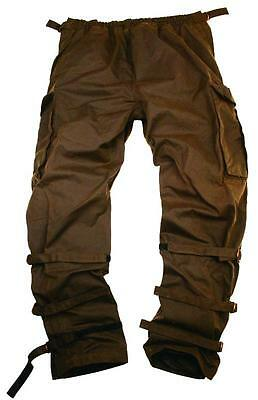 Wax Überzieh Wachs Hose AUSTRALIEN Walk About Pants Western Kutscher Angel