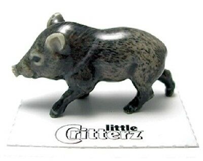 "LC942 - Little Critterz  - Javalina  named ""Jabali"" (Buy 5 get 6th free!)"