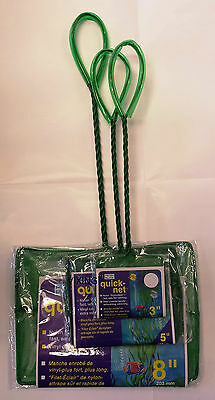 """Penn Plax Fishing Net Fish Net 3"""" 5"""" 8"""" With Long Handle Safe Quick Catching New"""