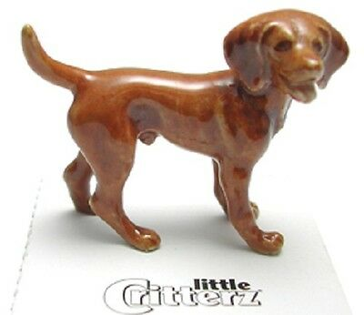 "Little Critterz - LC960 -  Vizsla named ""Reilly"" (Buy 5 get 6th free!)"
