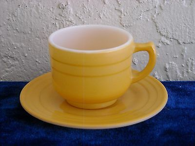 Moderntone Little Hostess Children's Toy Cup and Saucer  Gold