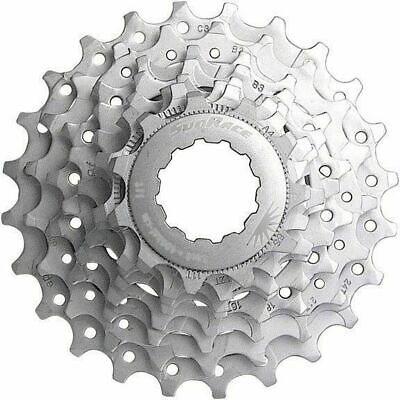 8 Speed Sunrace Road Bike Cassette  (Shimano or Sram) Compatible 12-25
