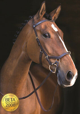 Horseware Ireland Micklem Multi Bridle. use with bit or bitless & lunge  *NEW*