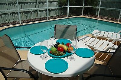 2978 4 Bedroom vacation home with private fenced pool close do Disney Orlando