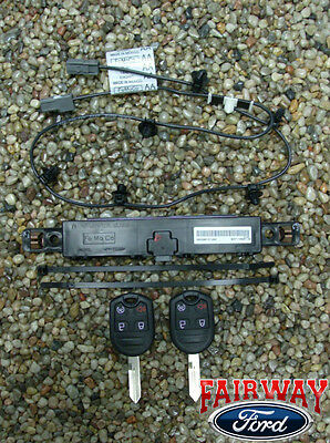 11 thru 16 F250 F350 F450 F550 OEM Genuine Ford Remote Starter Kit - 2 Keys RPO