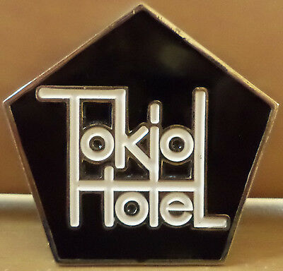 Vhtf Collectible Tokio Hotel Belt Buckle