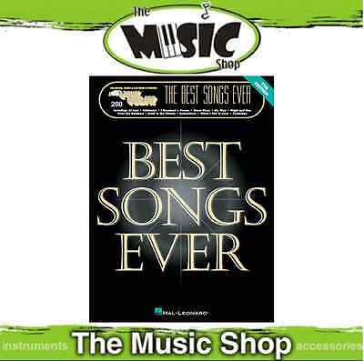 New EZ Play #200 Best Songs Ever Piano Music Book -  Easy Play - 7th Edition