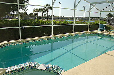 501 5 bed vacation home with spa and large pool near Disney Orlando Florida