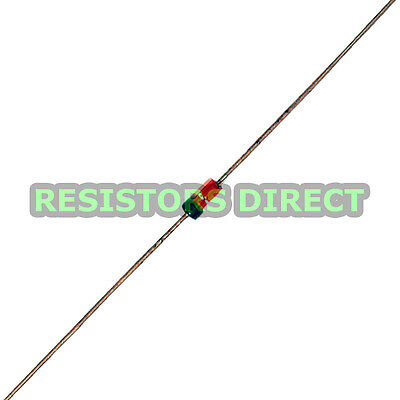 50pcs 1N34A Germanium Diode DO-35 50x 1N34 US SELLER & FREE SHIPPING! R14
