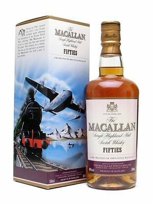 Macallan Fifties Travel Series Single Malt Scotch Whisky 500ml