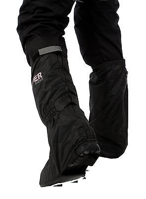 Fully Water Proof Overboot Motorbike Scooter Over Boot Rain Cover For Motorcycle