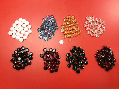 Glass Life Counters - Lot of 200