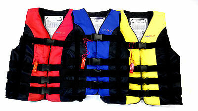 Seaflo 50N Buoyancy Aid High Impact Vest Kayak, Canoeing Watersport Life Jacket