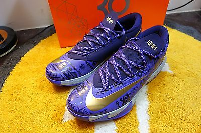 c558219696f NIKE KD 5 Black History Month BHM Kevin Durant Limited Edition DS 3M ...