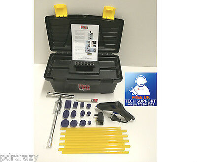 PAINTLESS DENT REMOVAL - SLIDE HAMMER SET - PDR TOOLS & SMART REPAIR TOOLS