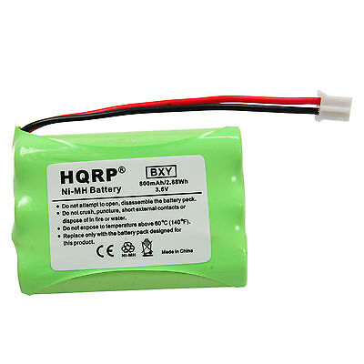 HQRP Battery for MOTOROLA MBP33 MBP36 MBP36PU Wireless Video Baby Monitor