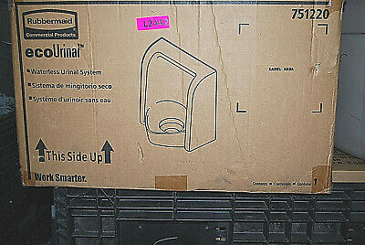 """RUBBERMAID #751220 EcoUrinal Waterless """"Urinal Body Only"""" (NEW) (#L2442)"""